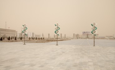 "Benoit Aquin – The Chinese ""Dust Bowl"""