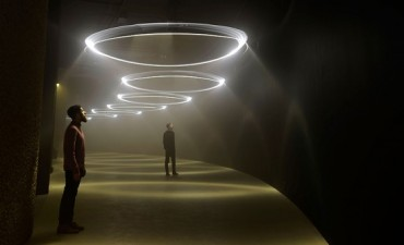 United Visual Artists present Momentum