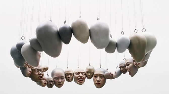 Xooang Choi - The noise, 2007. Courtesy the artist. All rights reserved.
