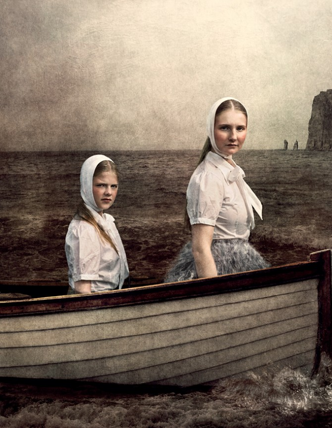 Gudrun & Gudrun, The White Boat. Used here by kind permission from Gestalten. All rights reserved.