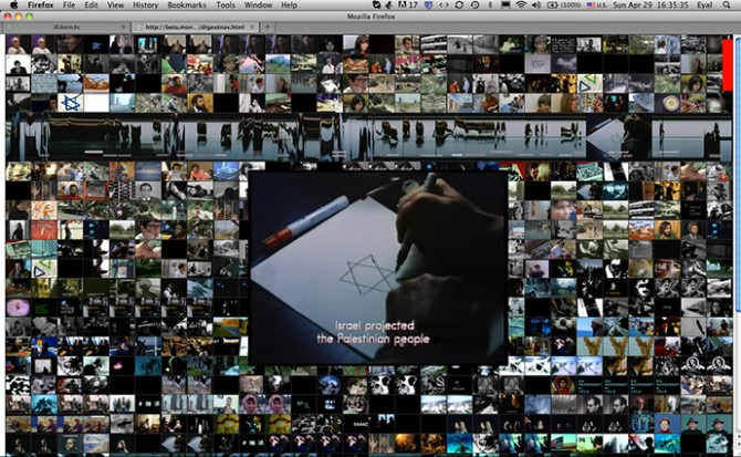 Montage Interdit, 2012 © momento-films / Eyal Sivan. Image © Eyal Sivan. Used here by kind permission from the publisher. All rights reserved.