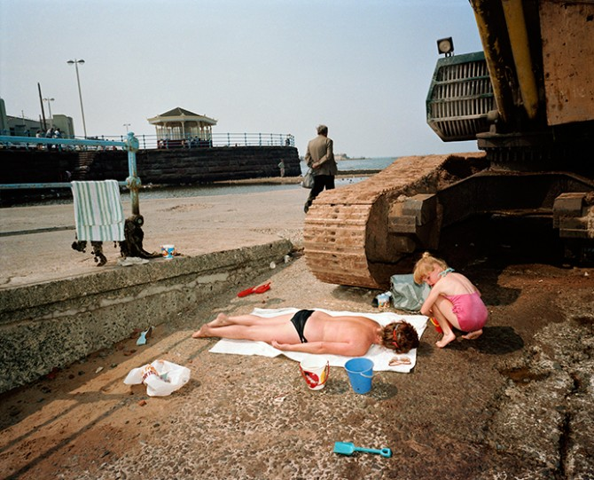 From The Last Resort, New Brighton, England, 1983–85 © Martin Parr / Magnum Photos. Used here by kind permission from Fotografiska. All rights reserved.