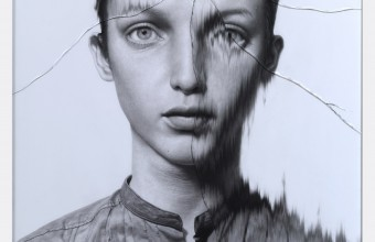 Taisuke Mohri The Cracked Portrait #1