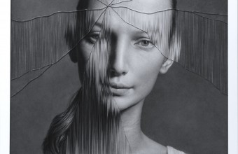 Taisuke Mohri The Cracked Portrait #3