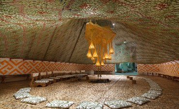 Ernesto Neto and the Huni Kuin: Aru Kuxipa | Sacred Secret