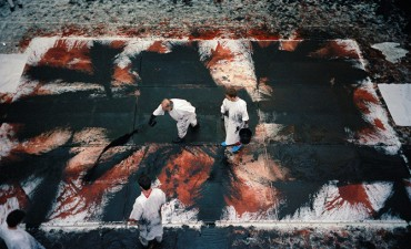Hermann Nitsch: The Orgies Mysteries Theatre