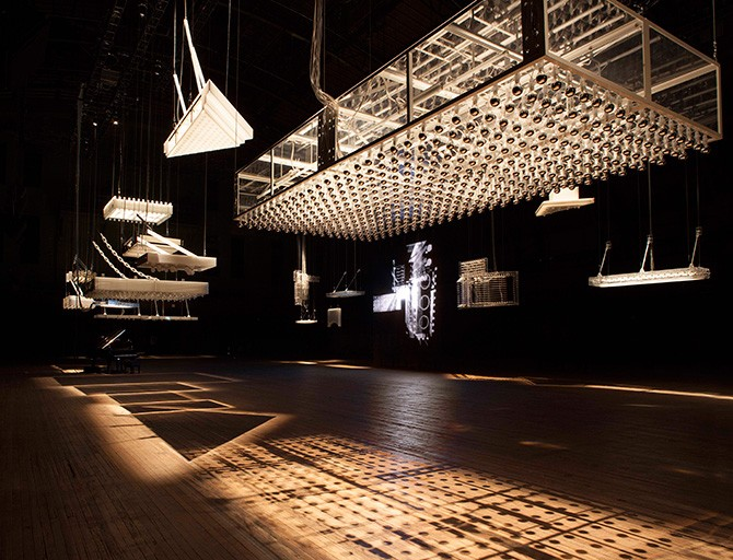 "Philippe Parreno, Danny The Street, 2015 (detail). Exhibition view ""Philippe Parreno H (N)Y P N(Y) OSIS"", Park Avenue Armory, New York. Courtesy Pilar Corrias, Barbara Gladstone, Esther Schipper. Photo: © Andrea Rossetti. Used here by kind permission. All rights reserved."