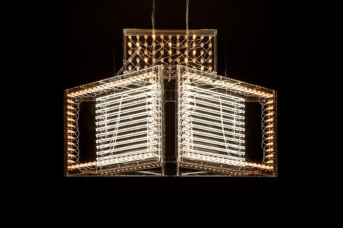 Philippe Parreno, Marquee, 2013. Exhibition view,