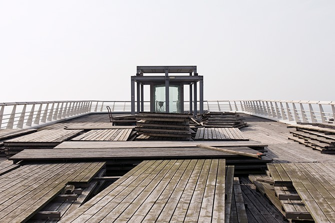 TodaysArt 2015, The Pier. Photo © Christian van der Kooy. Used here by kind permission. All rights reserved.