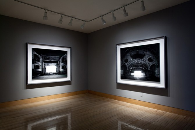 Hiroshi Sugimoto, Remains to Be Seen, exhibition view at Fraenkel Gallery, September 8 - October 22, 2016. Image courtesy of Fraenkel Gallery. All rights reserved.